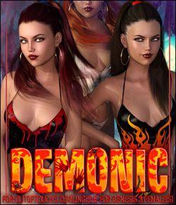 Demonic for DeviLingerie