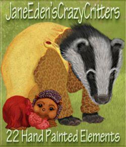 JaneEden'sCrazyCritters
