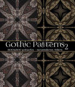 Gothic Patterns 2