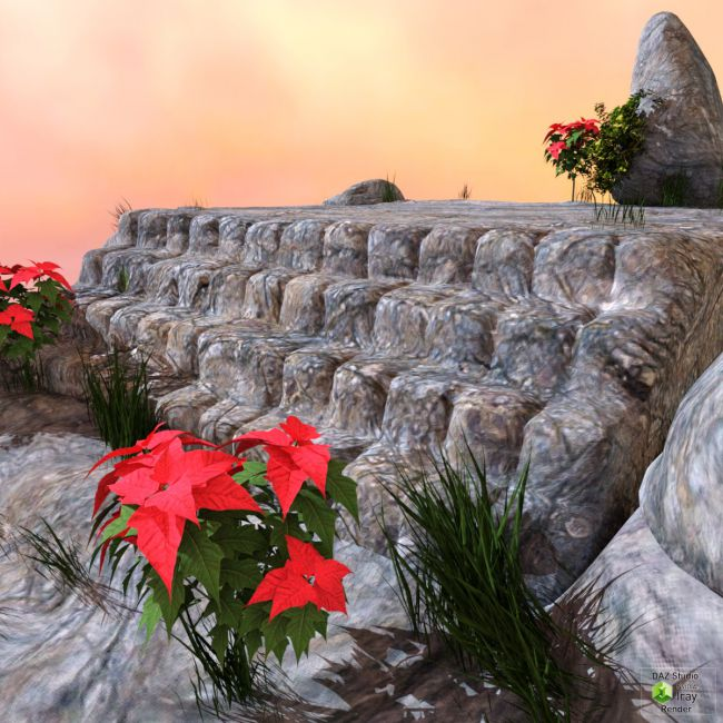 Floating Rock Ruins