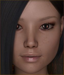 TDT-Leonie for Genesis 3 Female