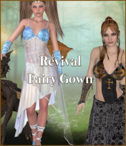 Revival for Fairy Gown