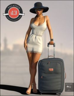 i13 Vacation Outfit for the Genesis 3 Female(s)