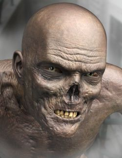 Ultimate Zombie for Genesis 3 Male