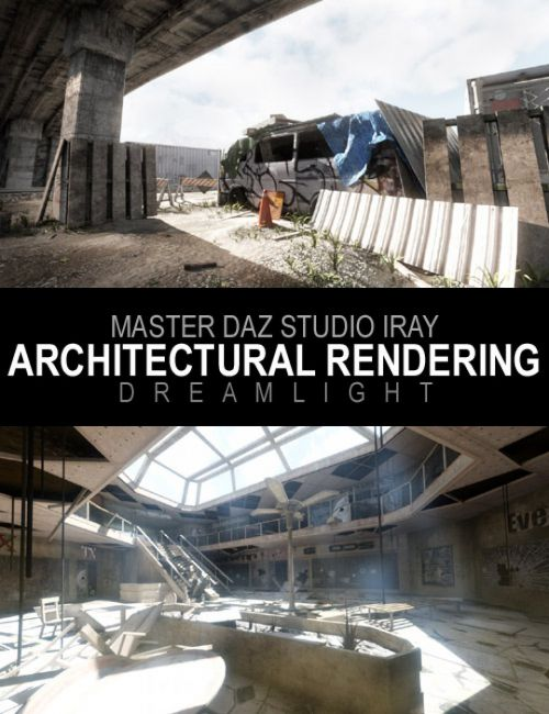 DS Architectural Rendering Mastery