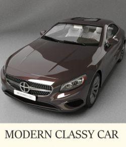 Modern Classy Car