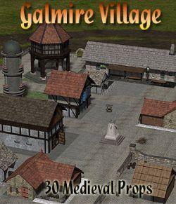 Galmire Medieval Village