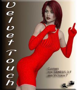 Velvet Touch for GENESIS 3 F- VICTORIA 7
