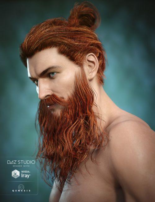 Colors for Santa Beard
