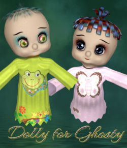 DA-Dolly for Ghosty