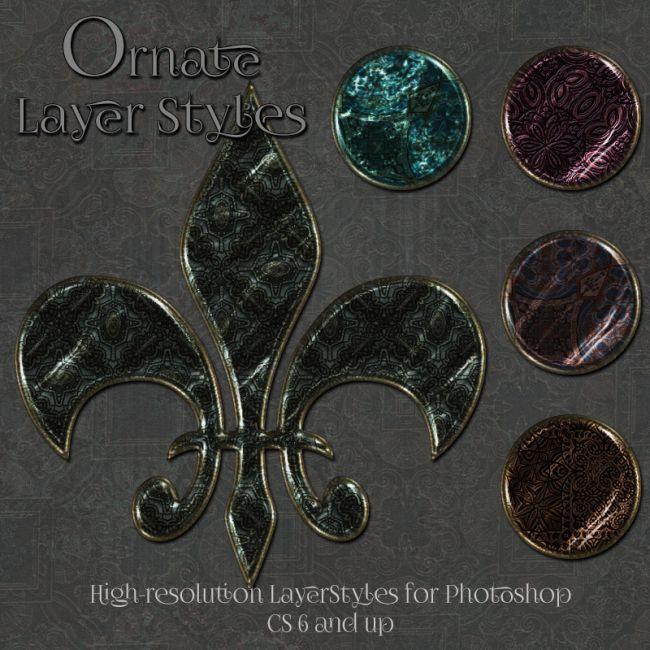 Ornate Styles