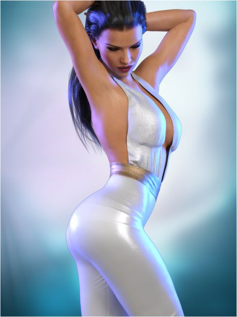 Z Femme Magnifique - Poses for the Genesis 3 Female(s)