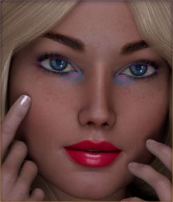 TDT-Margo for Genesis 3 Female