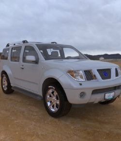 Pathblazer SUV (for iClone)