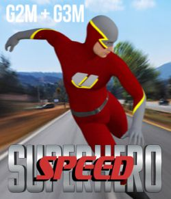 SuperHero Speed for G2M & G3M Volume 1