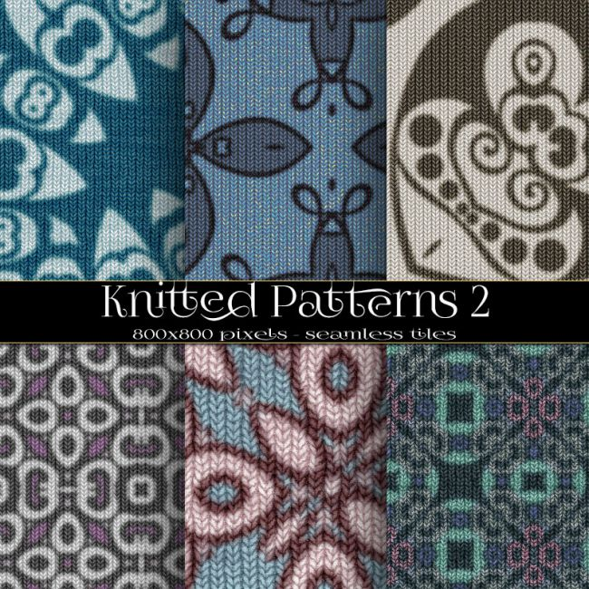 MR-Knitted Textures 2