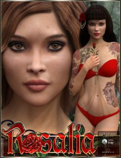 EJ Rosalia for Genesis 3 Female(s)