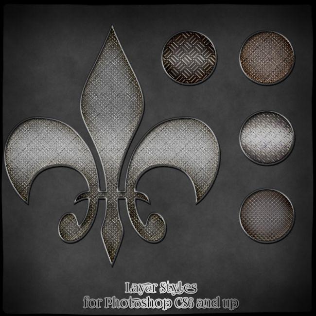Metal PS Styles