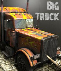 Big Truck Game model