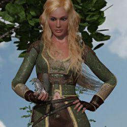 Ranger for The Huntress