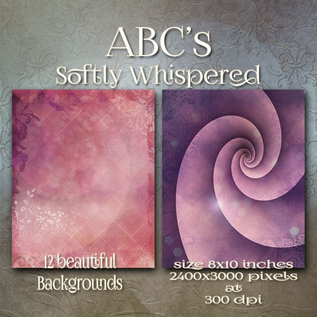 ABC's Softly Whispered
