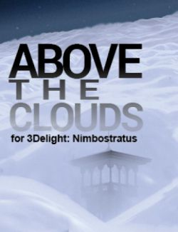 Above the Clouds for 3Delight: Nimbostratus