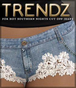 Trendz for Hot Southern Nights Cut Offs