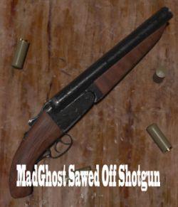 MadGhost Sawed Off Shotgun