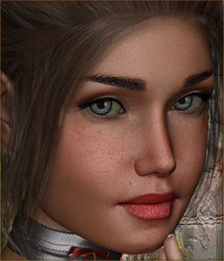 TDT-Karlie for Genesis 3 Female