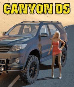 CanyonDS for Daz Stuidio