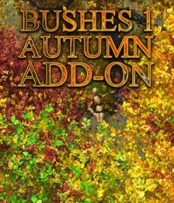 Flinks Bushes 1 - Autumn Add-on