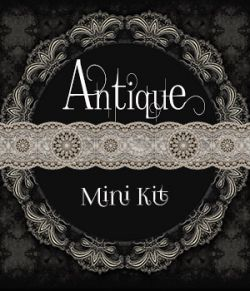 Antique - Mini Kit