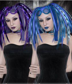 Shades & Fits Cyber Goth Falls