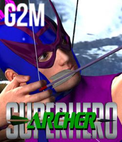 SuperHero Archer for G2M Volume 1
