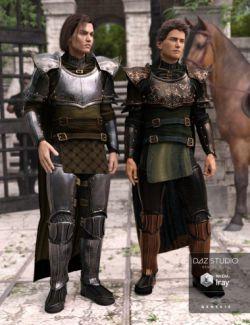Chevalier Armor Textures