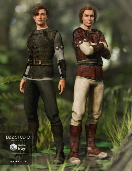 Huntsman Outfit Textures