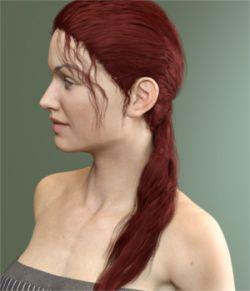 Hana Hair for Genesis 3 Female(s)