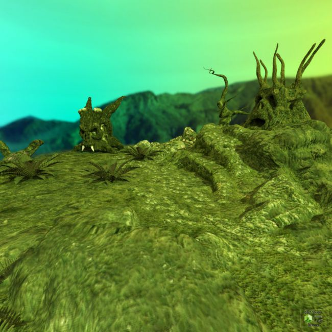 Swamp Tree
