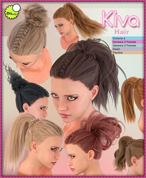 Biscuits Kiva Hair