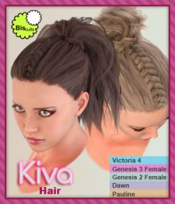 Biscuits Kiva Hair