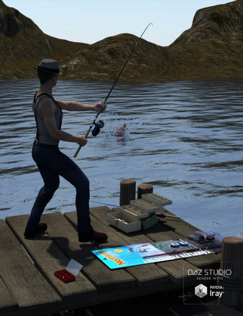 Gone Fishing - Angler's Essentials