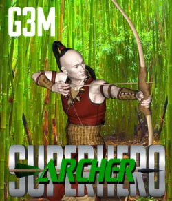 SuperHero Archer for G3M Volume 1