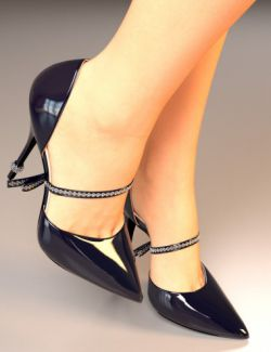 Stiletto Heels for Genesis 3 Female(s)