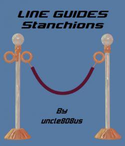 LineGuides_Stanchions FBX OBJ