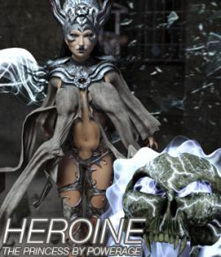 HEROINE- The Princess