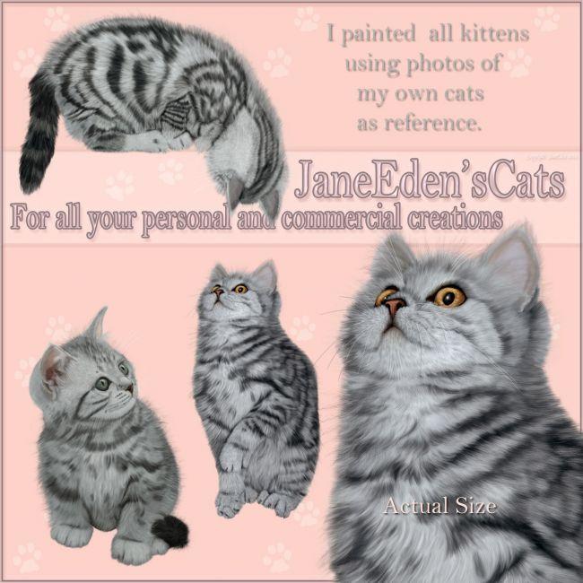 JaneEden'sCats