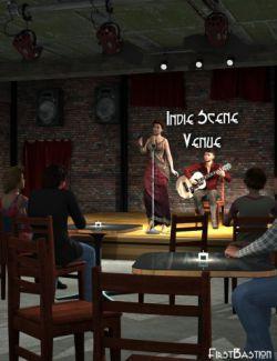 1stBastion's Indie Scene Venue Bar