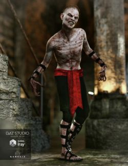 Blood Moon Outfit for Genesis 3 Male(s)