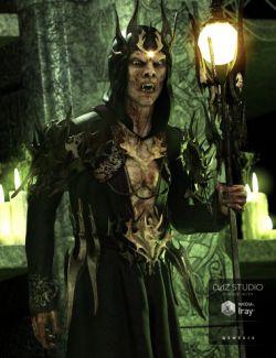 Vampire Mathius Bundle