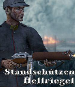 Hellriegel Submachine Gun